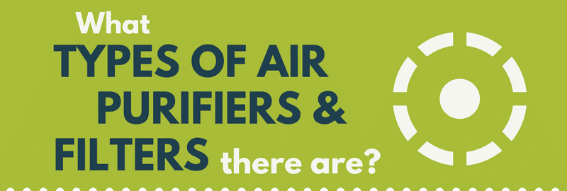 6 Types of Air Purifiers and Filters That You Need to Know